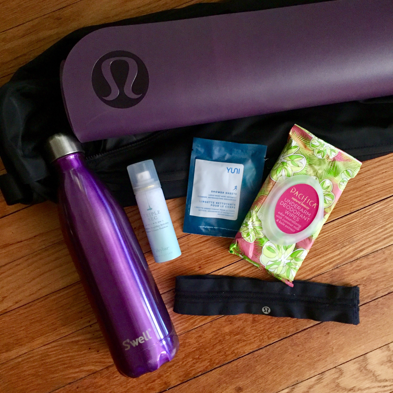 My Hot Yoga Essentials e75e57c3a0e
