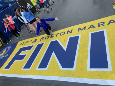 Visit the Finish Line before race day!